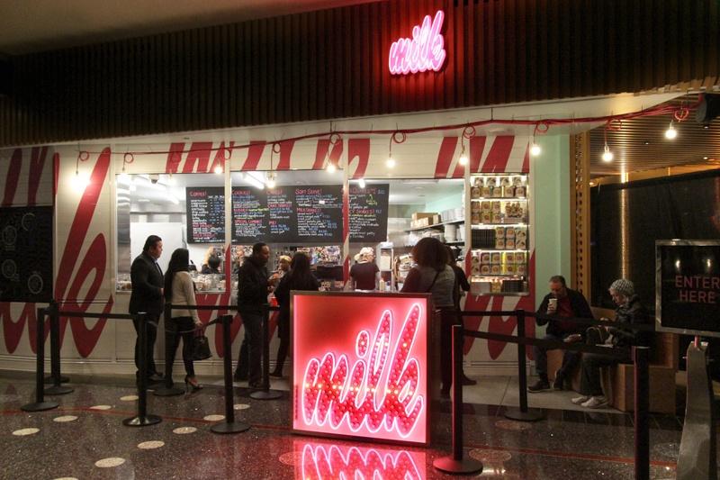 Milk Bar Cosmopolitan Las Vegas