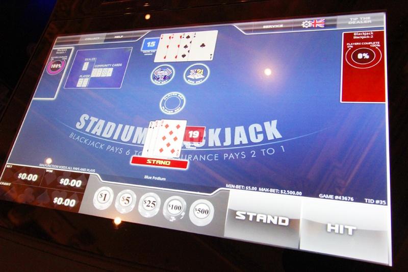 Part time blackjack