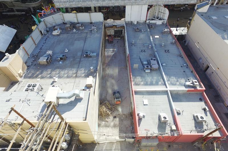 18 Fremont construction