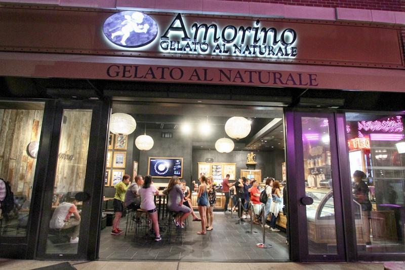 Amorino Gelato Linq Promenade