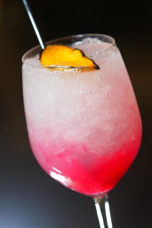 Harvest Bellagio cocktail