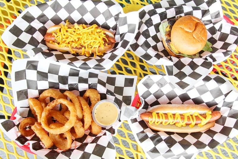Jared's Hot Dogs & Hamburgers