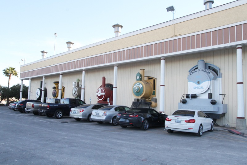 major overhaul of palace station casino commences