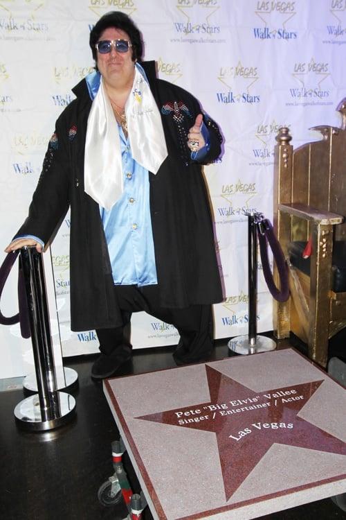 Pete Vallee star