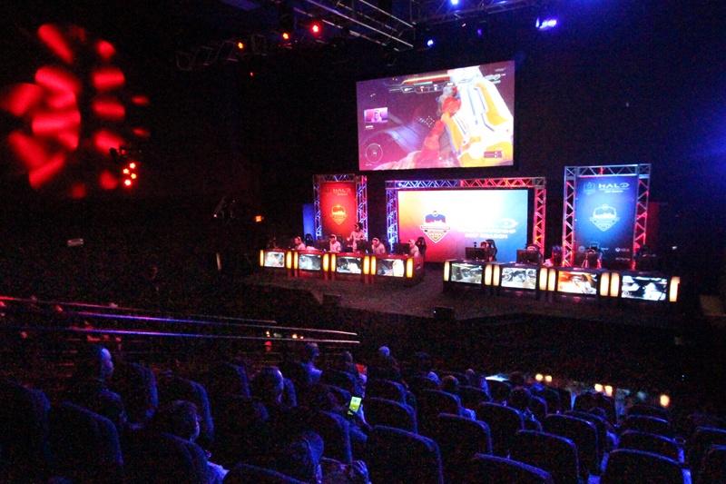 eSports Arena Neonopolis