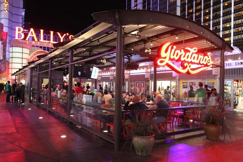 Giordano's Grand Bazaar Shops