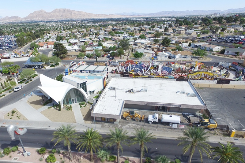 Neon Museum expansion