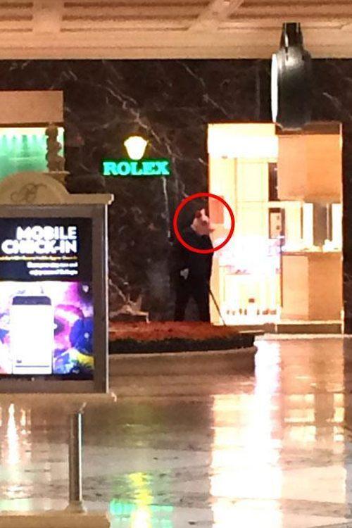 Bellagio Rolex robbery