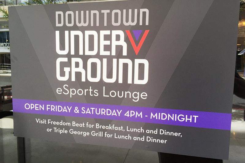 Downtown Underground eSports
