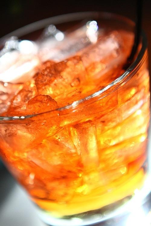 Blazin Vegas cocktail