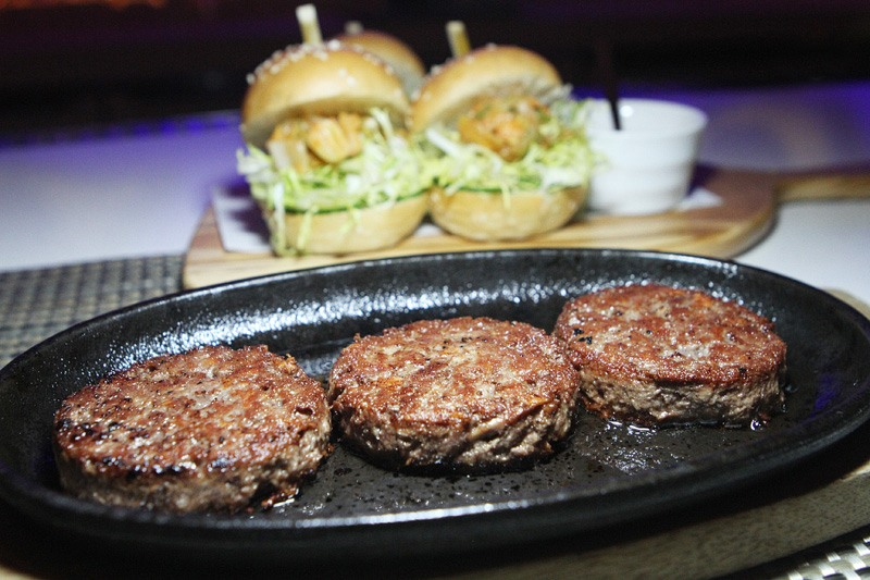Impossible Burger Andrea's
