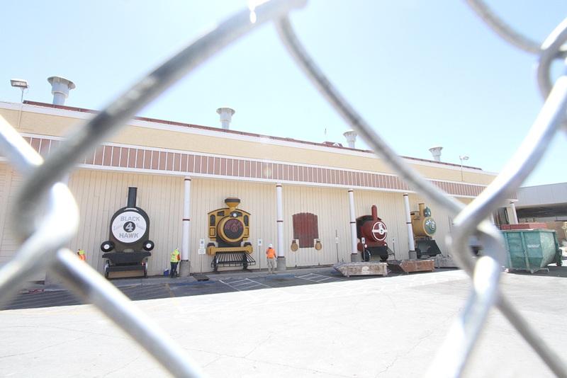 Palace Station trains
