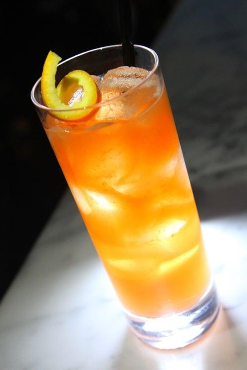 Mercato Della Pescheria cocktail
