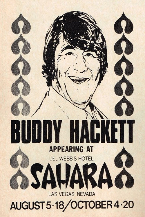 Sahara Buddy Hackett