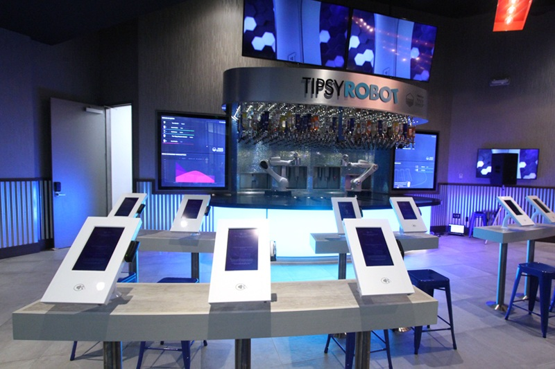 Tipsy Robot Las Vegas