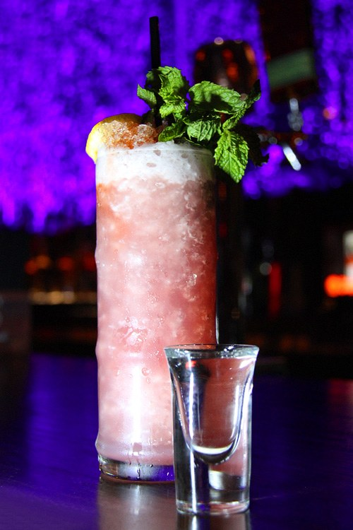 Corduroy cocktail