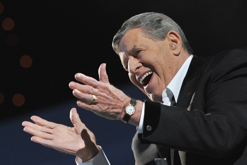 Comedy Legend and Longtime Las Vegas Resident Jerry Lewis