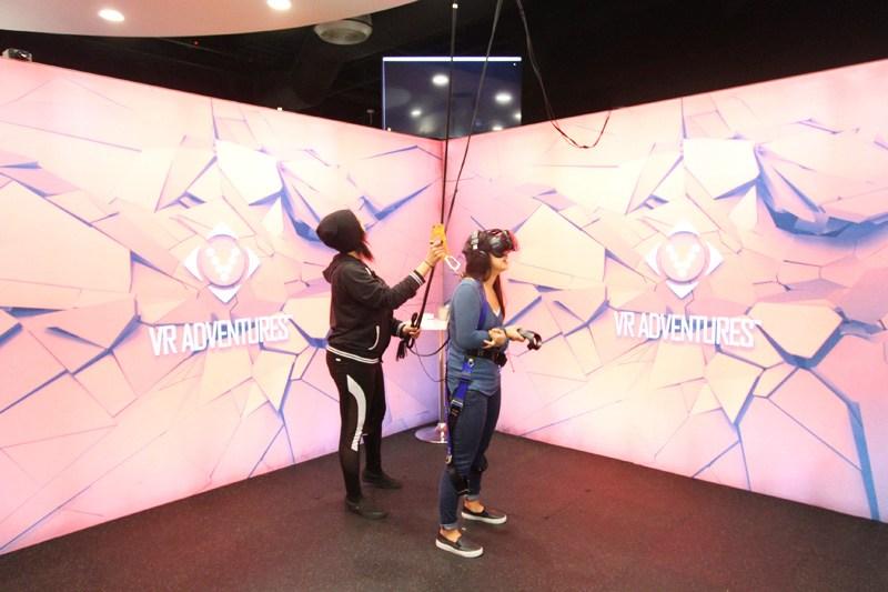 VR Adventures Linq