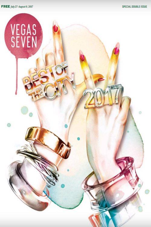 Vegas Seven magazine