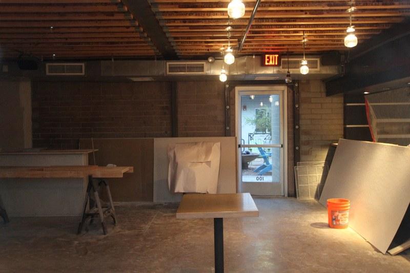 Carson Kitchen expansion