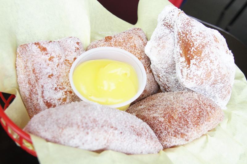 Dough Dough's malasadas