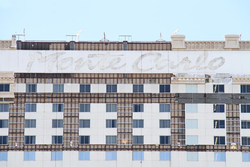 Monte Carlo Park MGM facade