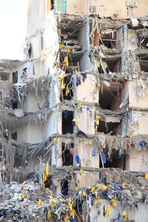 Las Vegas Club demolition
