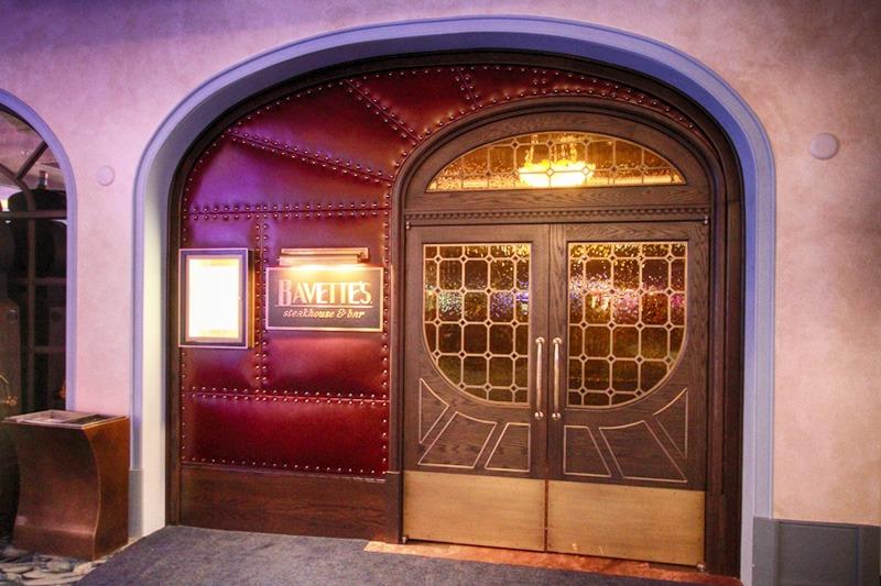 Park MGM Bavette's Steakhouse
