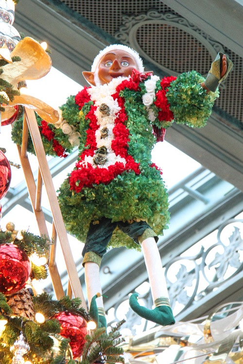 Bellagio Conservatory Christmas