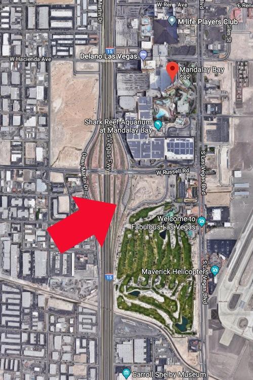 Hyatt land Las Vegas