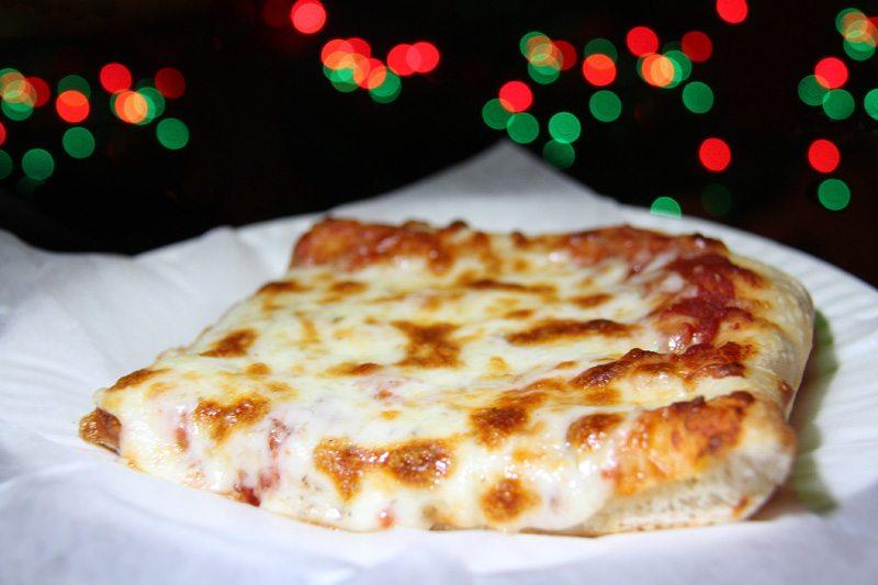Naked City Pizza El Cortez