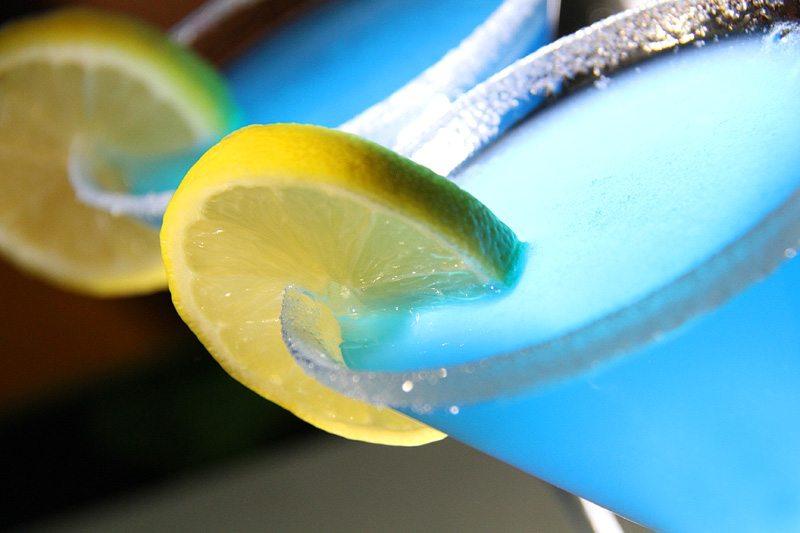 Stratosphere cocktail