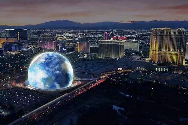 MSG Sphere Arena Las Vegas