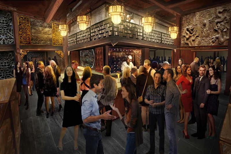 Kind Heaven Las Vegas bar