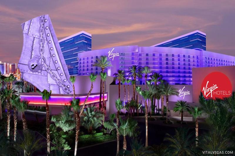 Virgin Las Vegas rebrand