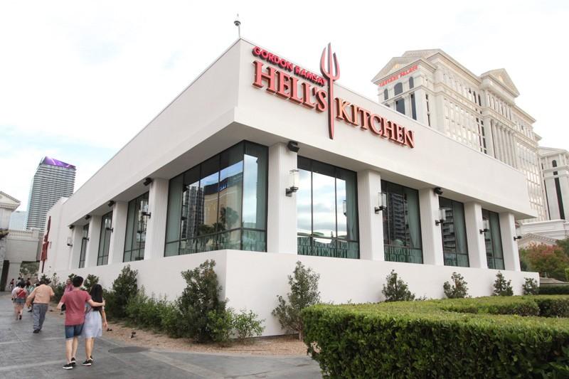Hell's Kitchen restaurant
