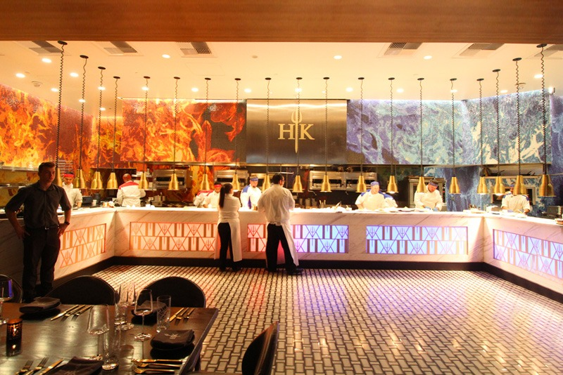 Hell S Kitchen At Caesars Palace Is A Qualified Success