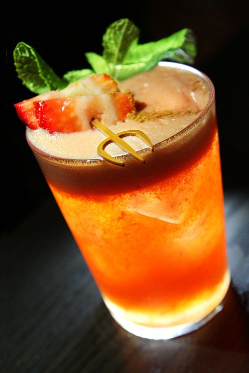 Hell's Kitchen cocktail