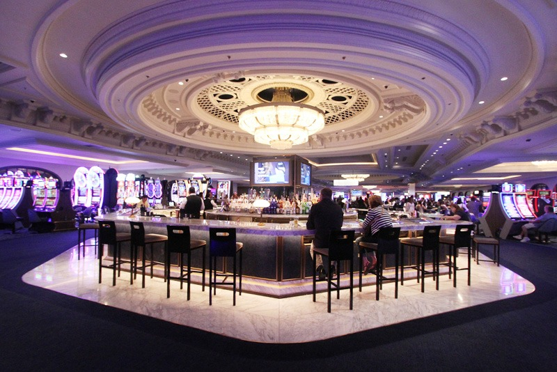 Park MGM bar