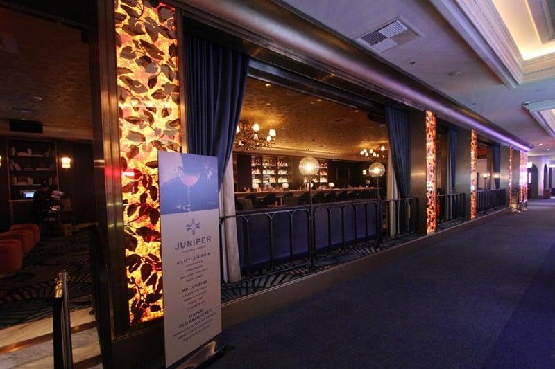 Park MGM Juniper Cocktail Lounge