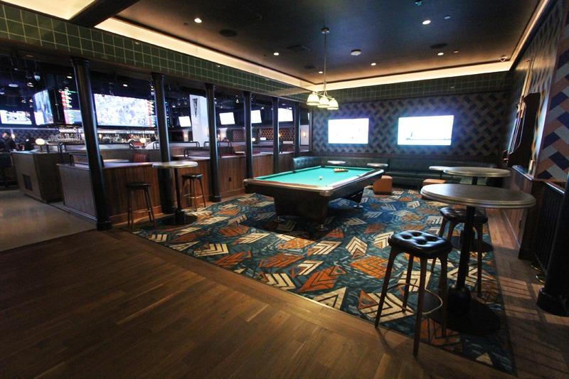 Park MGM sports bar