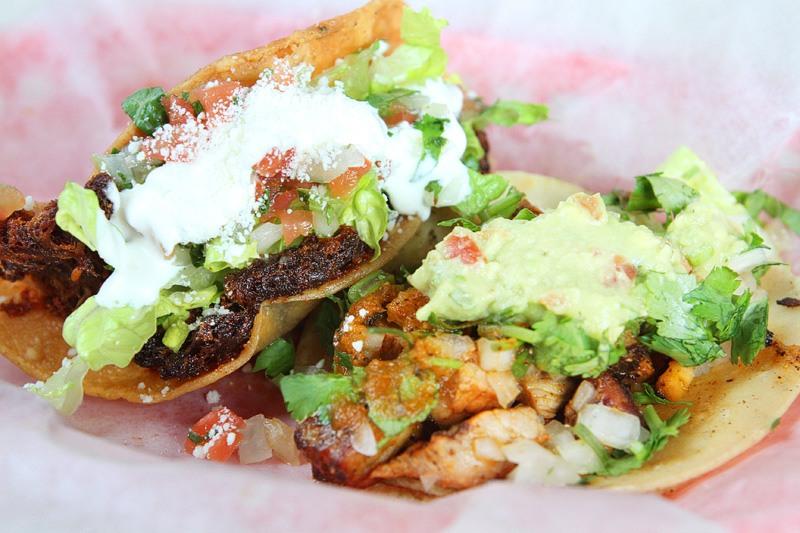 Bomb Tacos