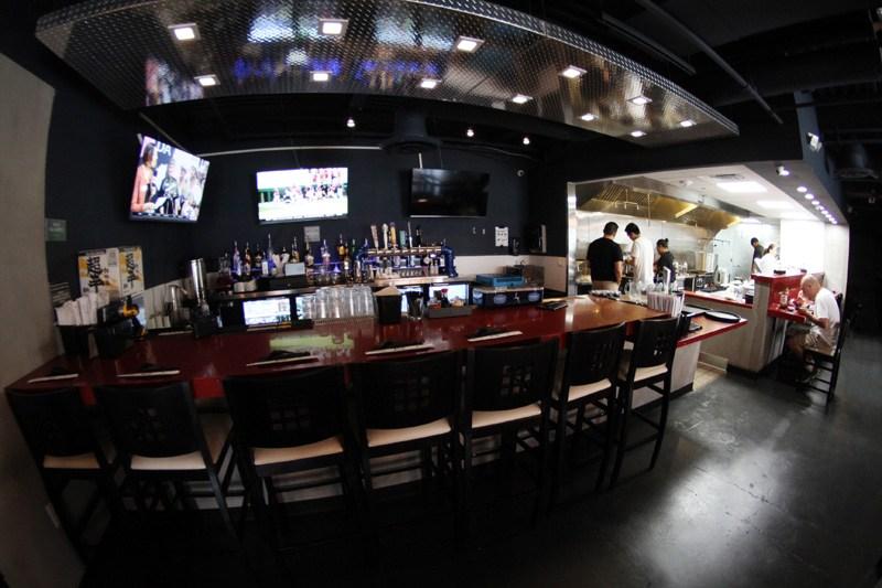 Shinya Las Vegas bar