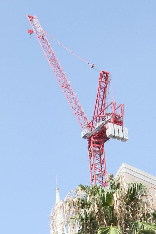 Venetian crane