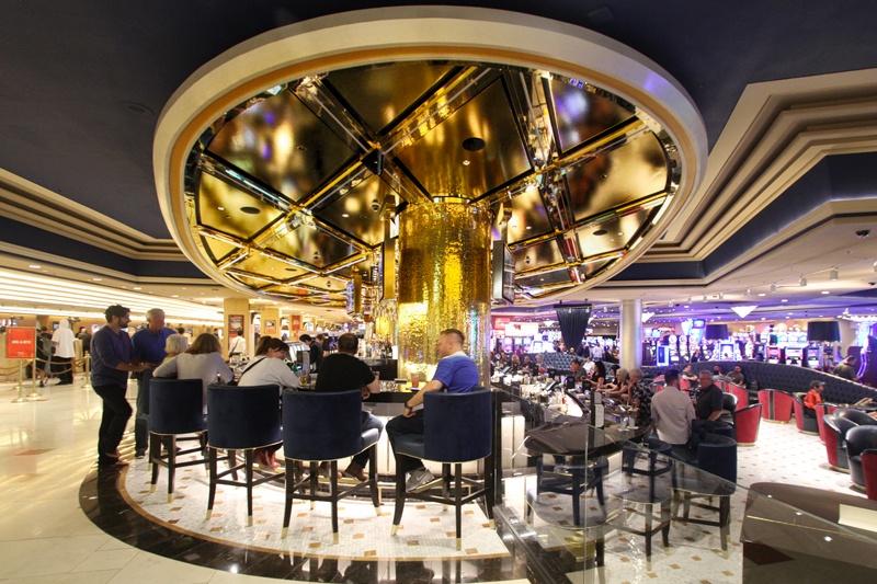 Bally's lobby lounge