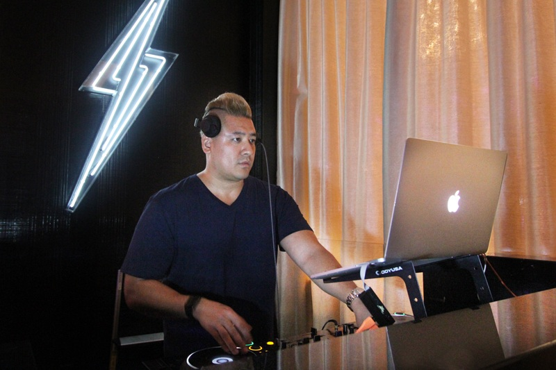 Electra Palazzo DJ