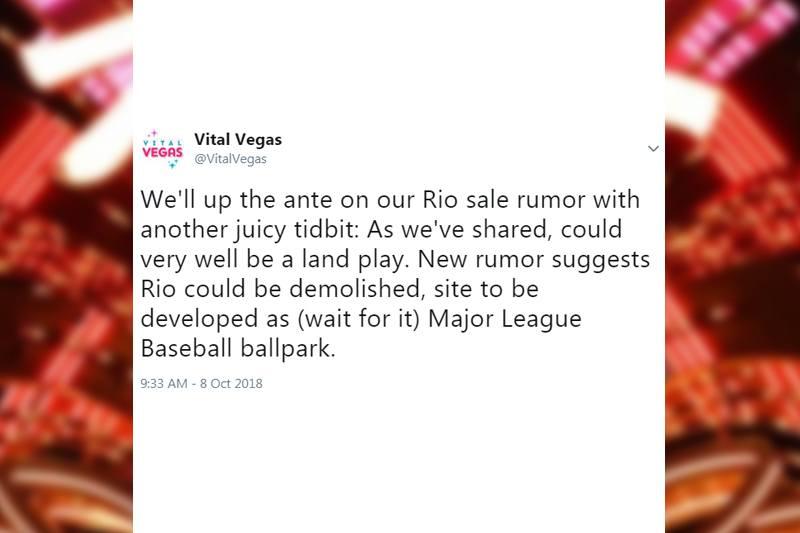 Vital Vegas Tweets