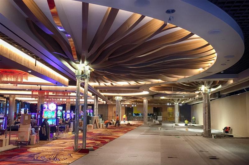 SLS Grand Sahara Vegas