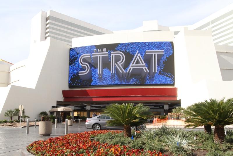 The Strat casino