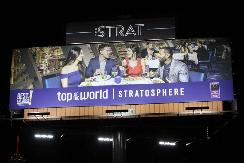 The Strat Stratosphere